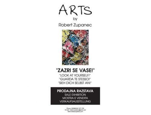 """Razstava """" ZAZRI SE VASE! """", Terme Olimia, razstavišče kavarne Aparthotela Rosa, od 15.12.2017 do 31.01.2018"""
